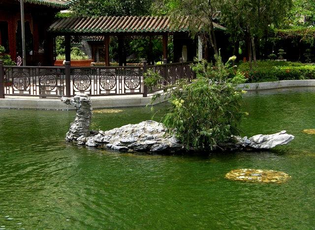 """香港公園之_""""嶺南之風"""" 2_圖1-13"""