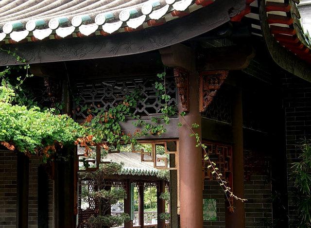 """香港公園之_""""嶺南之風"""" 2_圖1-19"""