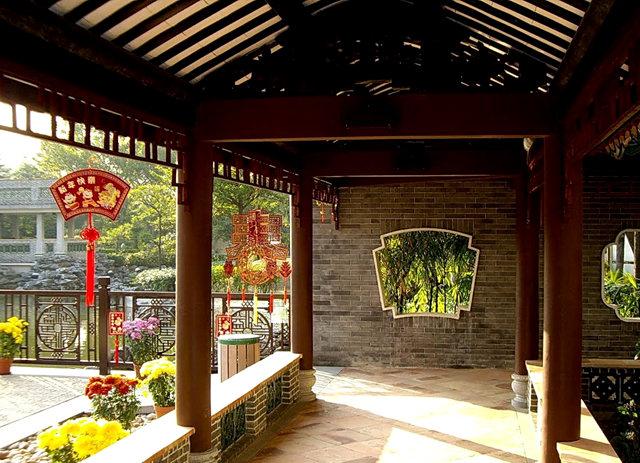 """香港公園之_""""嶺南之風"""" 2_圖1-22"""