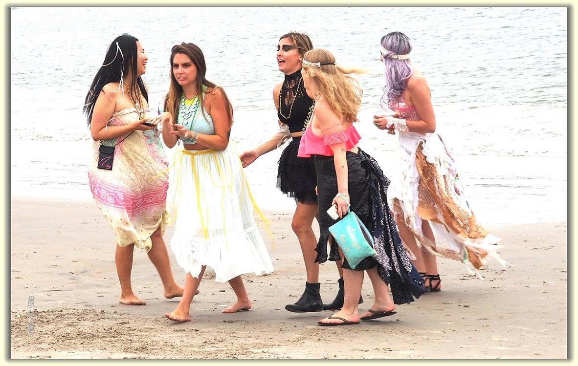 纽约科尼岛美人鱼游行随拍 (Coney Island Mermaid Parade)_图1-12