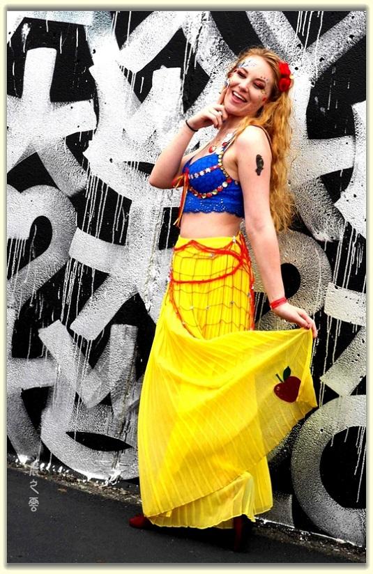 纽约科尼岛美人鱼游行随拍 (Coney Island Mermaid Parade)_图1-21