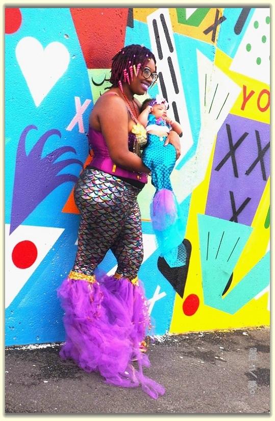 纽约科尼岛美人鱼游行随拍 (Coney Island Mermaid Parade)_图1-23