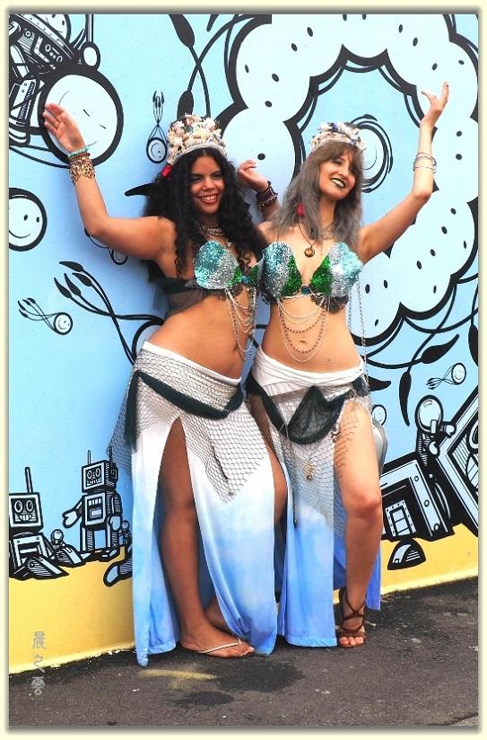 纽约科尼岛美人鱼游行随拍 (Coney Island Mermaid Parade)_图1-25