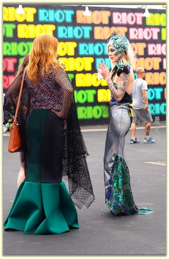 纽约科尼岛美人鱼游行随拍 (Coney Island Mermaid Parade)_图1-26