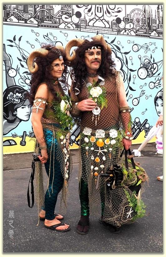 纽约科尼岛美人鱼游行随拍 (Coney Island Mermaid Parade)_图1-27