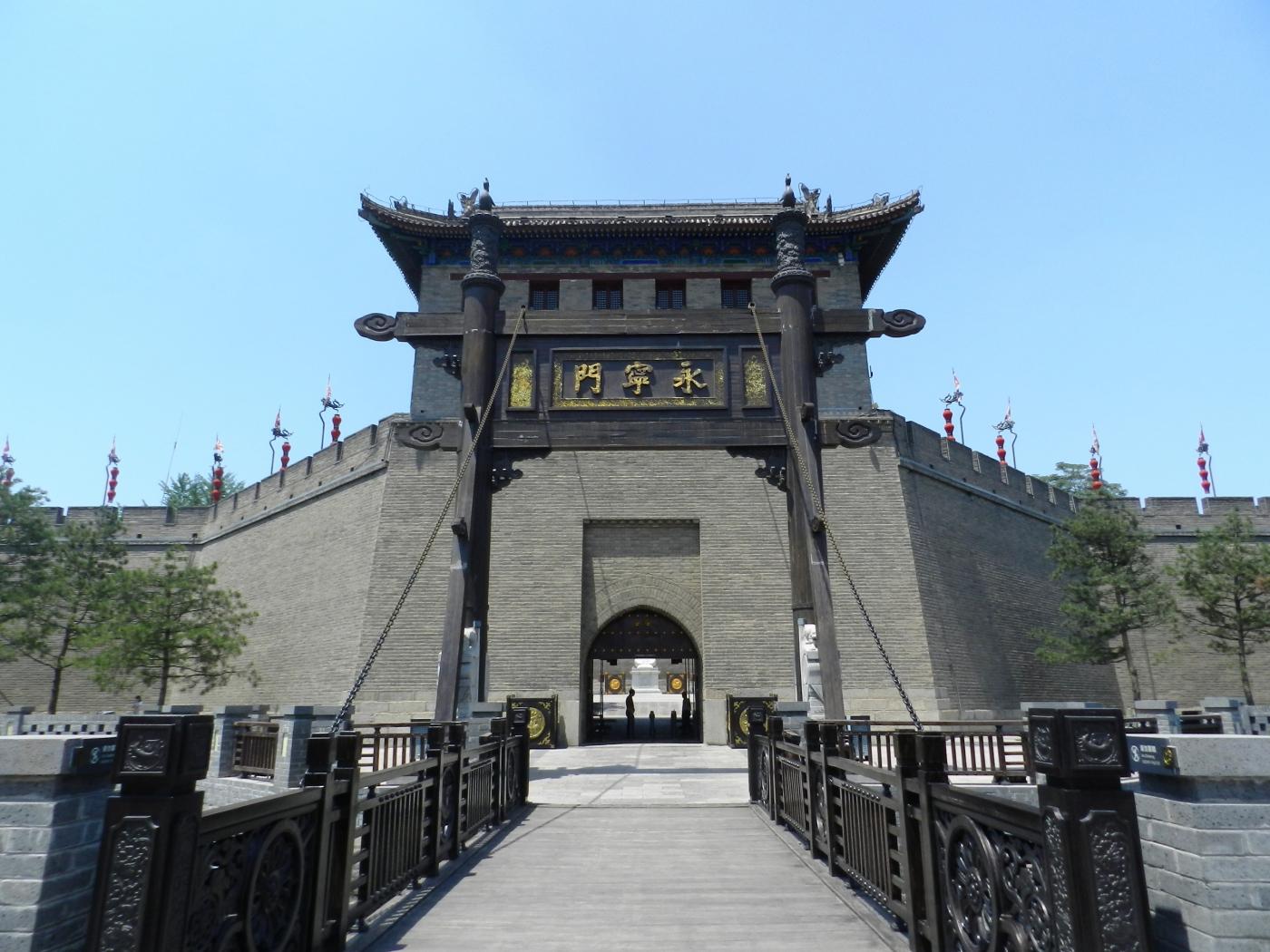 【汉良子】西安城墙(图)_图1-1