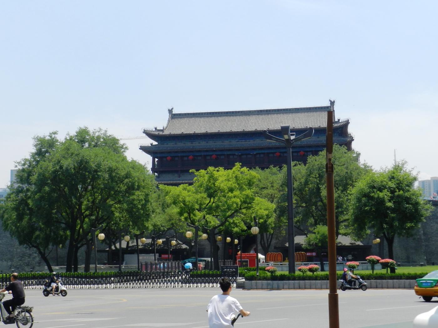 【汉良子】西安城墙(图)_图1-3