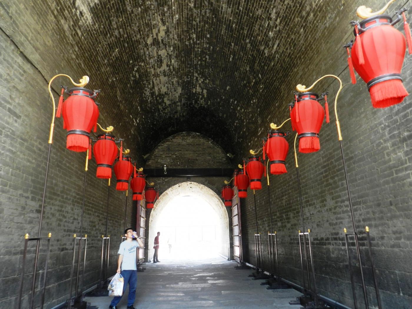 【汉良子】西安城墙(图)_图1-5
