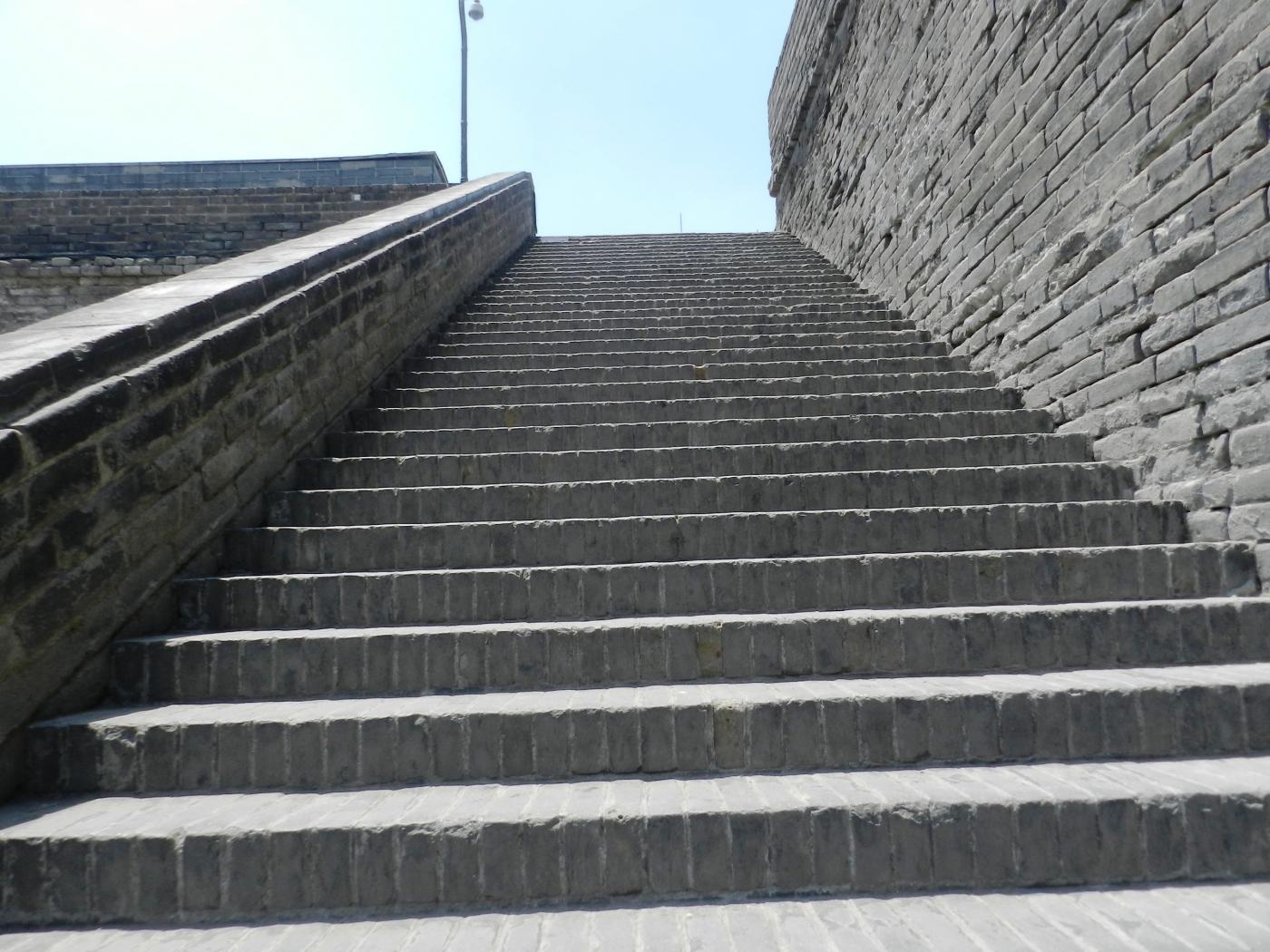 【汉良子】西安城墙(图)_图1-7