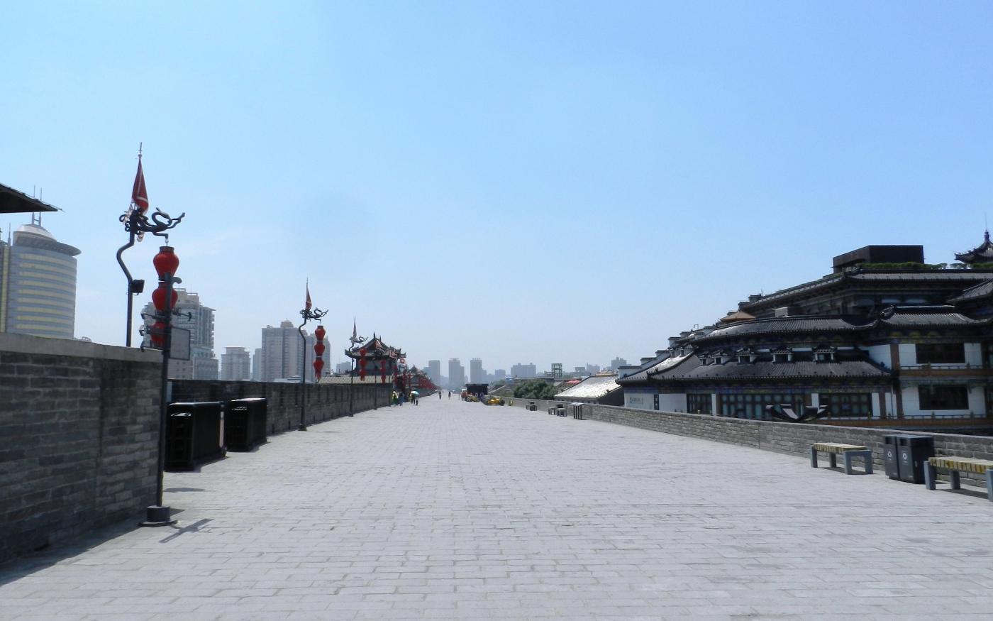 【汉良子】西安城墙(图)_图1-8