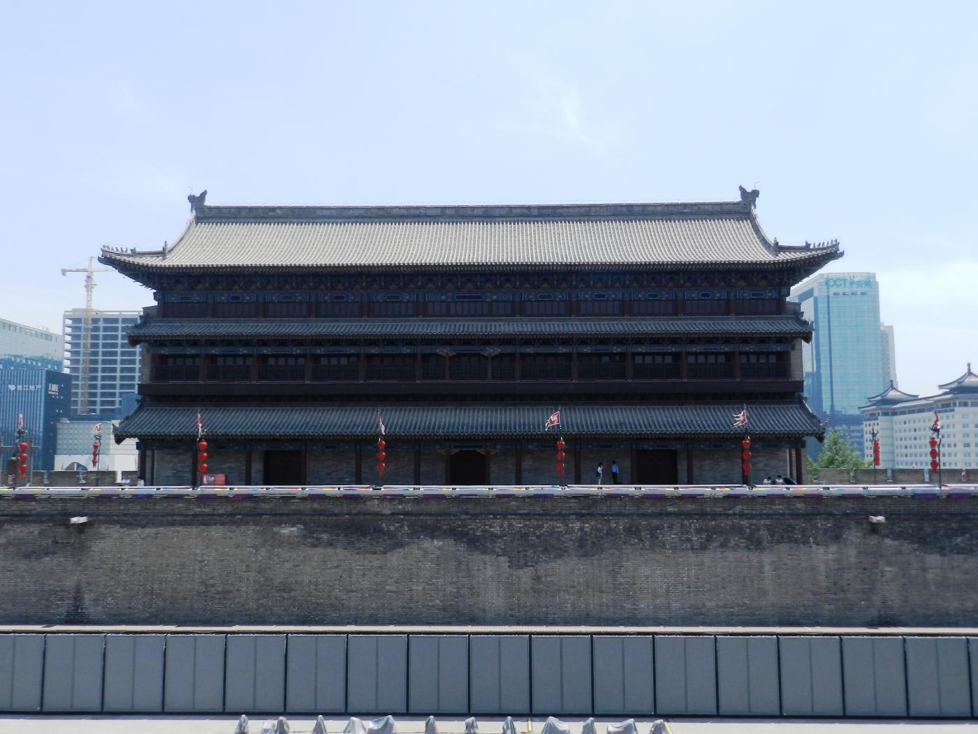 【汉良子】西安城墙(图)_图1-12