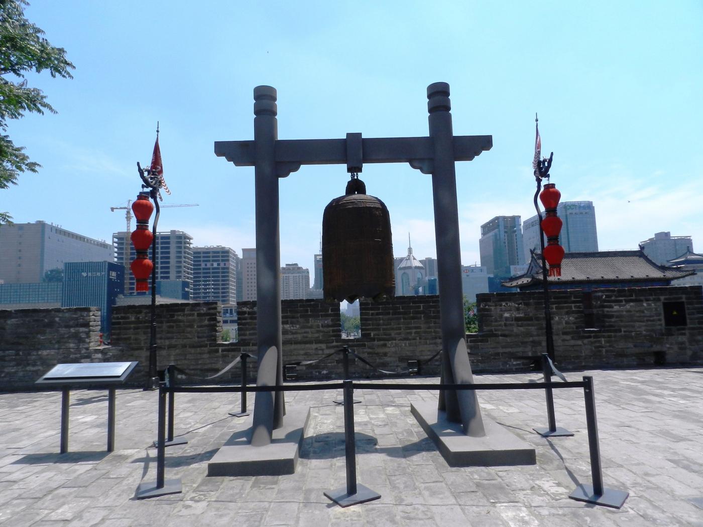 【汉良子】西安城墙(图)_图1-16