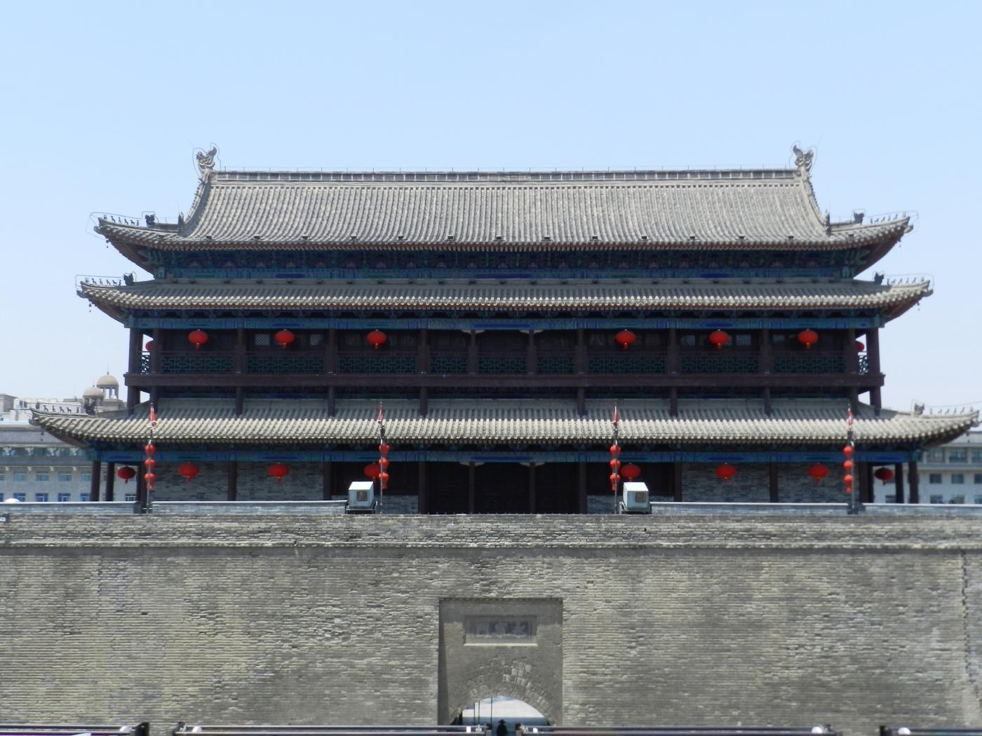 【汉良子】西安城墙(图)_图1-18