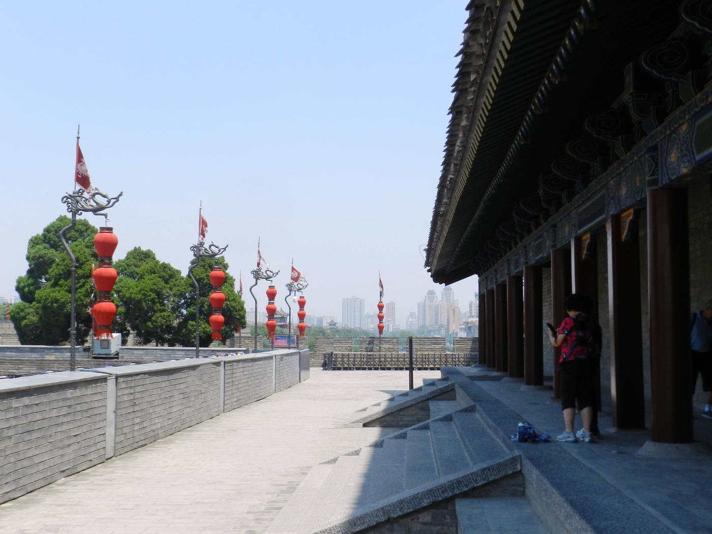 【汉良子】西安城墙(图)_图1-19