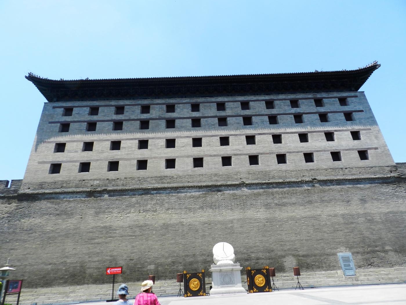 【汉良子】西安城墙(图)_图1-22