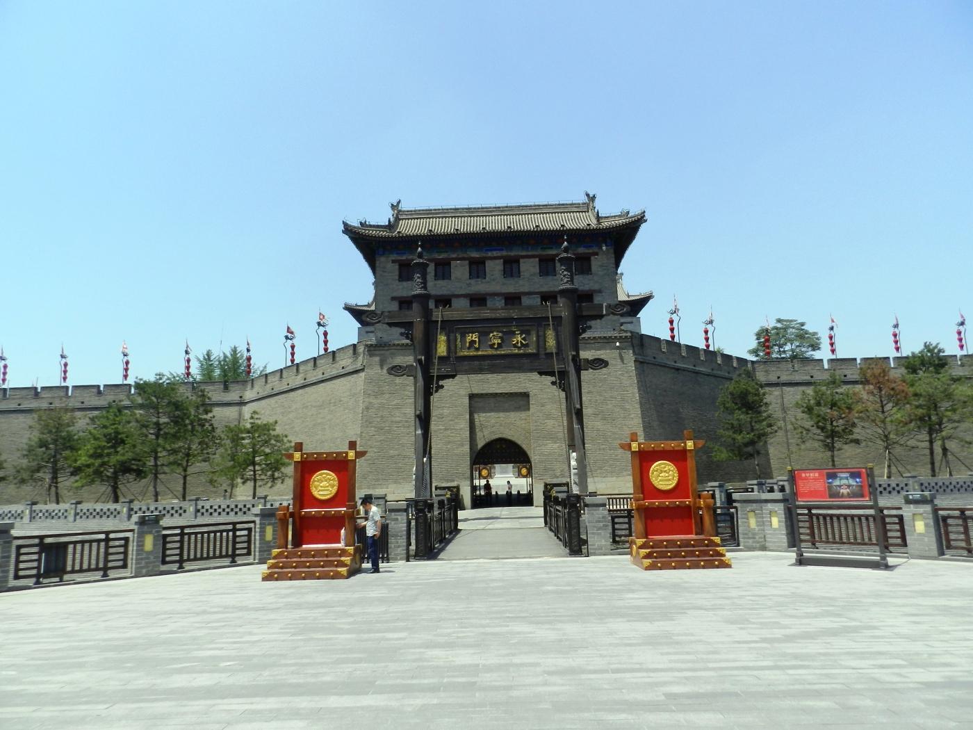 【汉良子】西安城墙(图)_图1-24