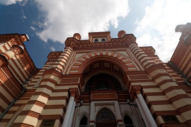 圣彼得堡大合唱犹太教堂_图1-1