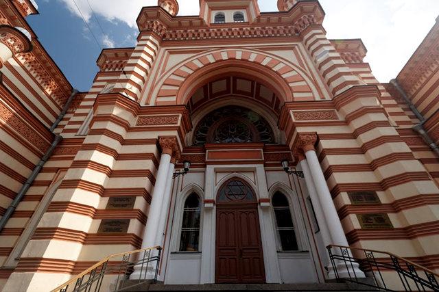 圣彼得堡大合唱犹太教堂_图1-4