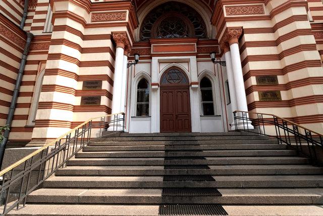 圣彼得堡大合唱犹太教堂_图1-5