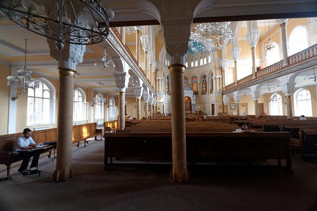 圣彼得堡大合唱犹太教堂_图1-9