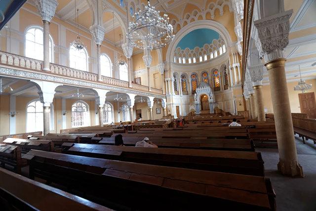 圣彼得堡大合唱犹太教堂_图1-10