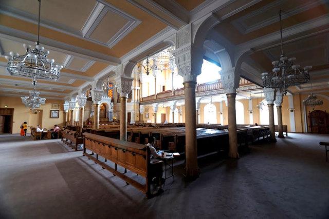 圣彼得堡大合唱犹太教堂_图1-11