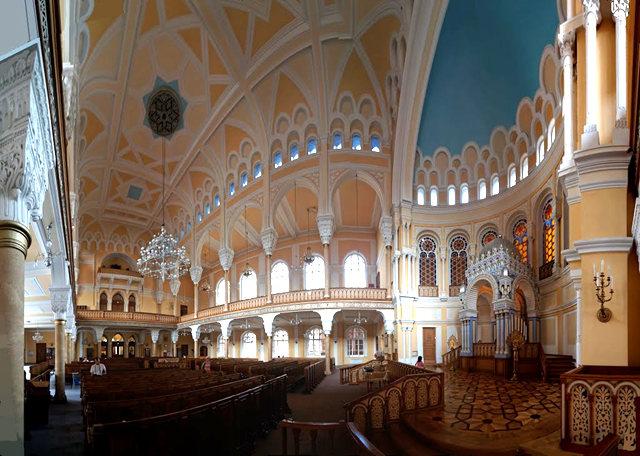 圣彼得堡大合唱犹太教堂_图1-13