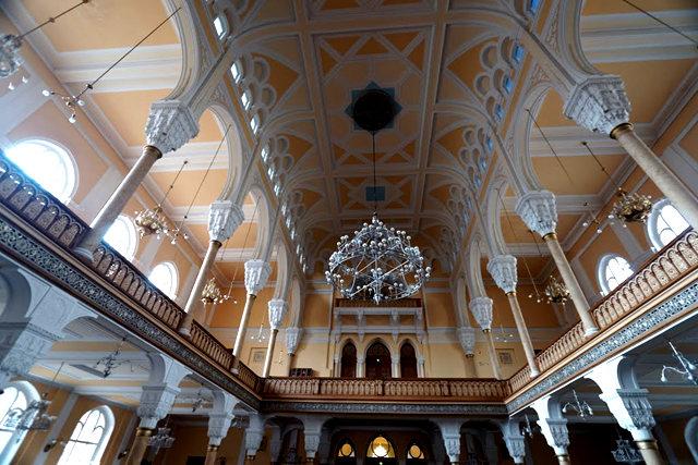 圣彼得堡大合唱犹太教堂_图1-14