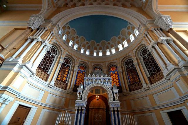 圣彼得堡大合唱犹太教堂_图1-16
