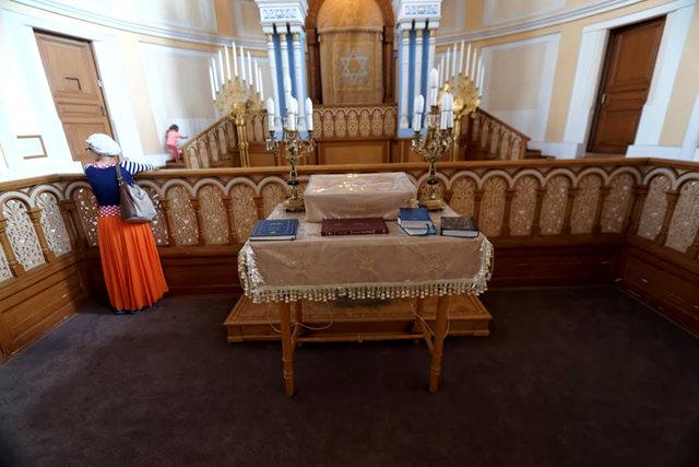 圣彼得堡大合唱犹太教堂_图1-18