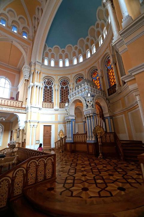 圣彼得堡大合唱犹太教堂_图1-19
