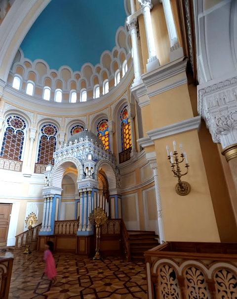 圣彼得堡大合唱犹太教堂_图1-20