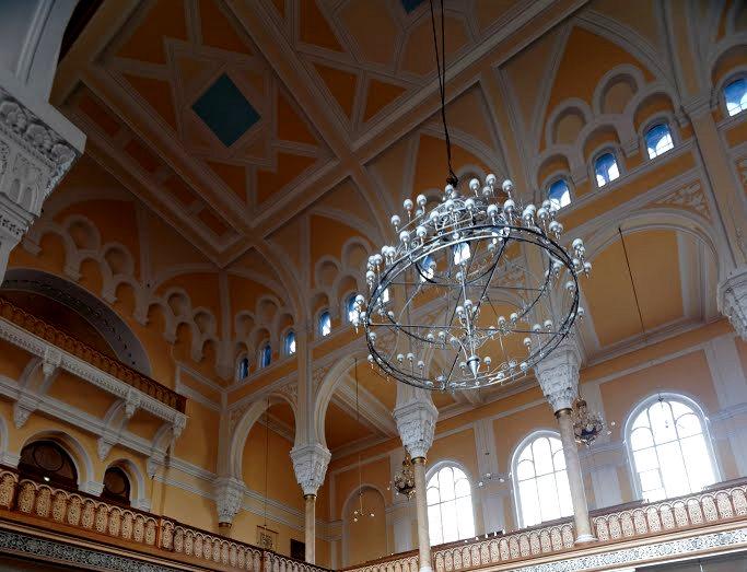 圣彼得堡大合唱犹太教堂_图1-21