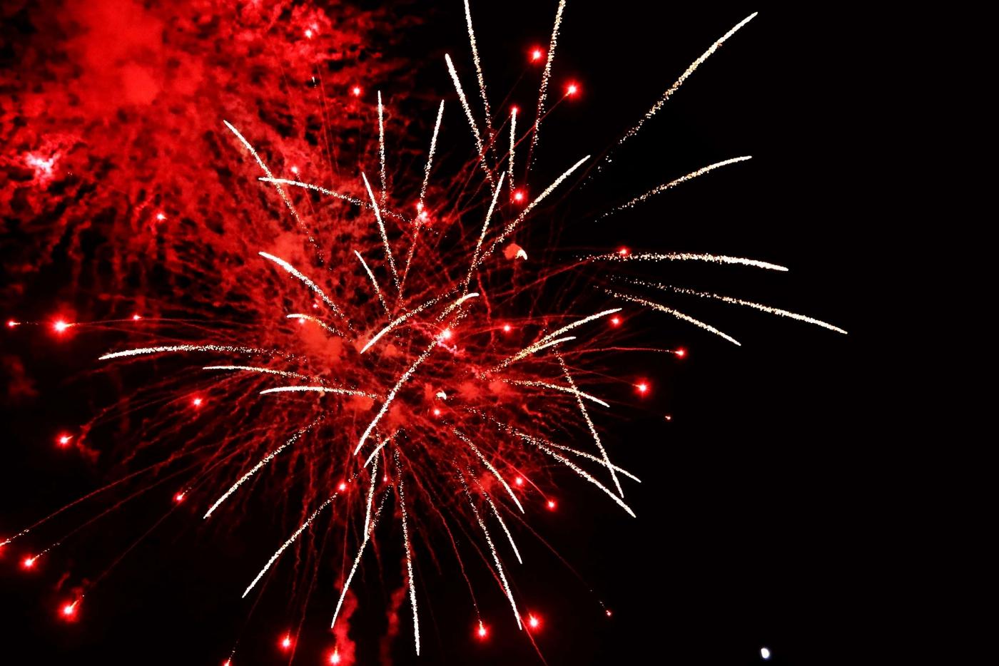 新泽西小镇125岁生日焰火实录_图1-10