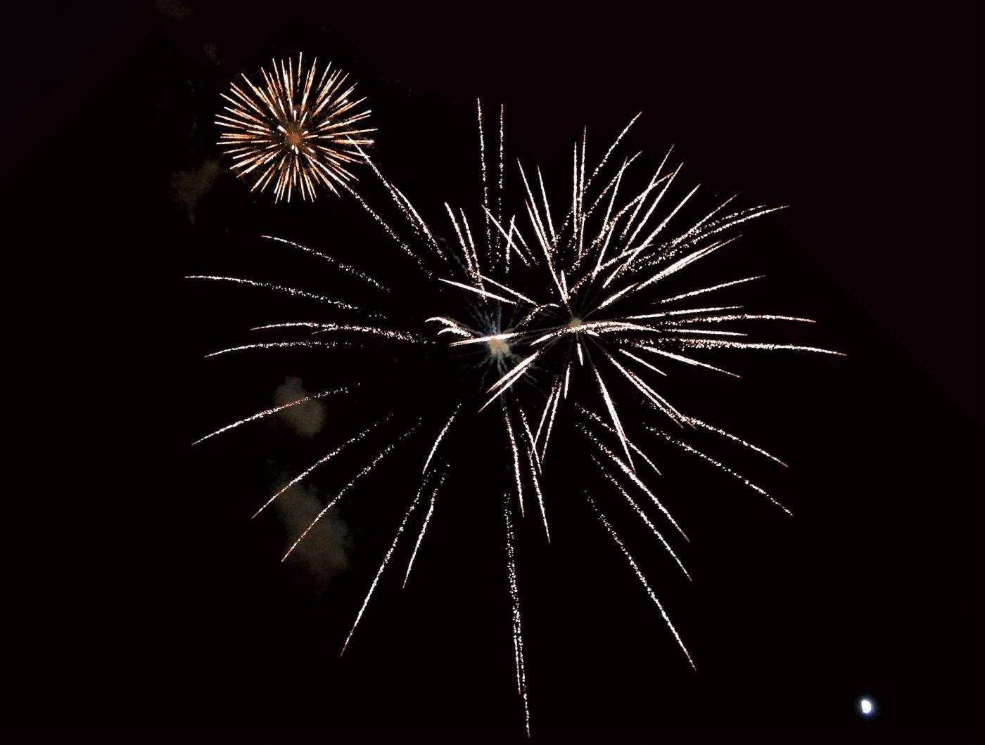 新泽西小镇125岁生日焰火实录_图1-11