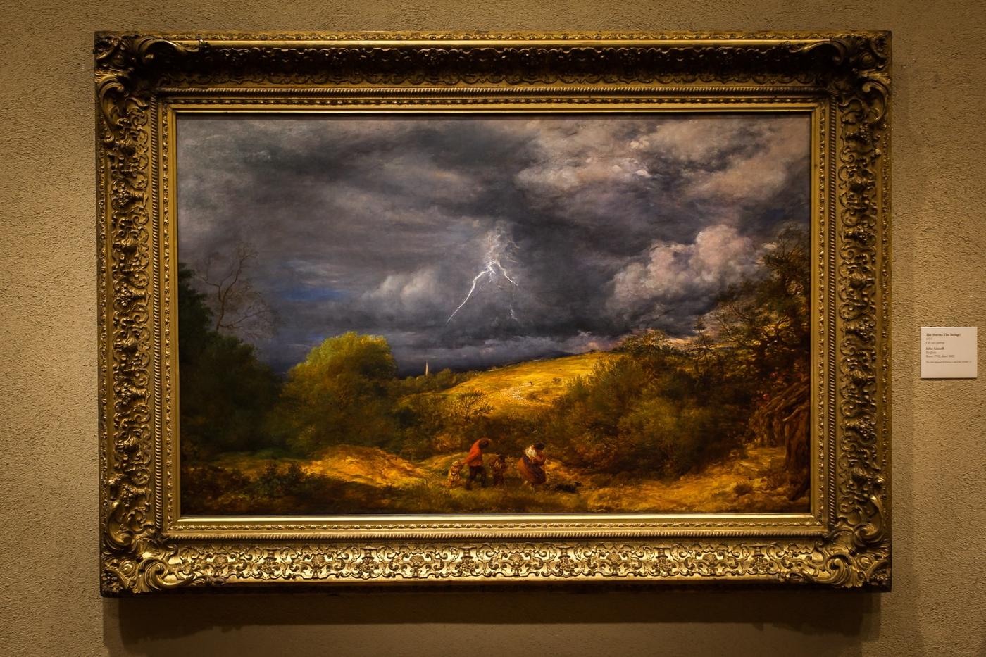 费城艺术馆,那些馆藏稀世油画_图1-3