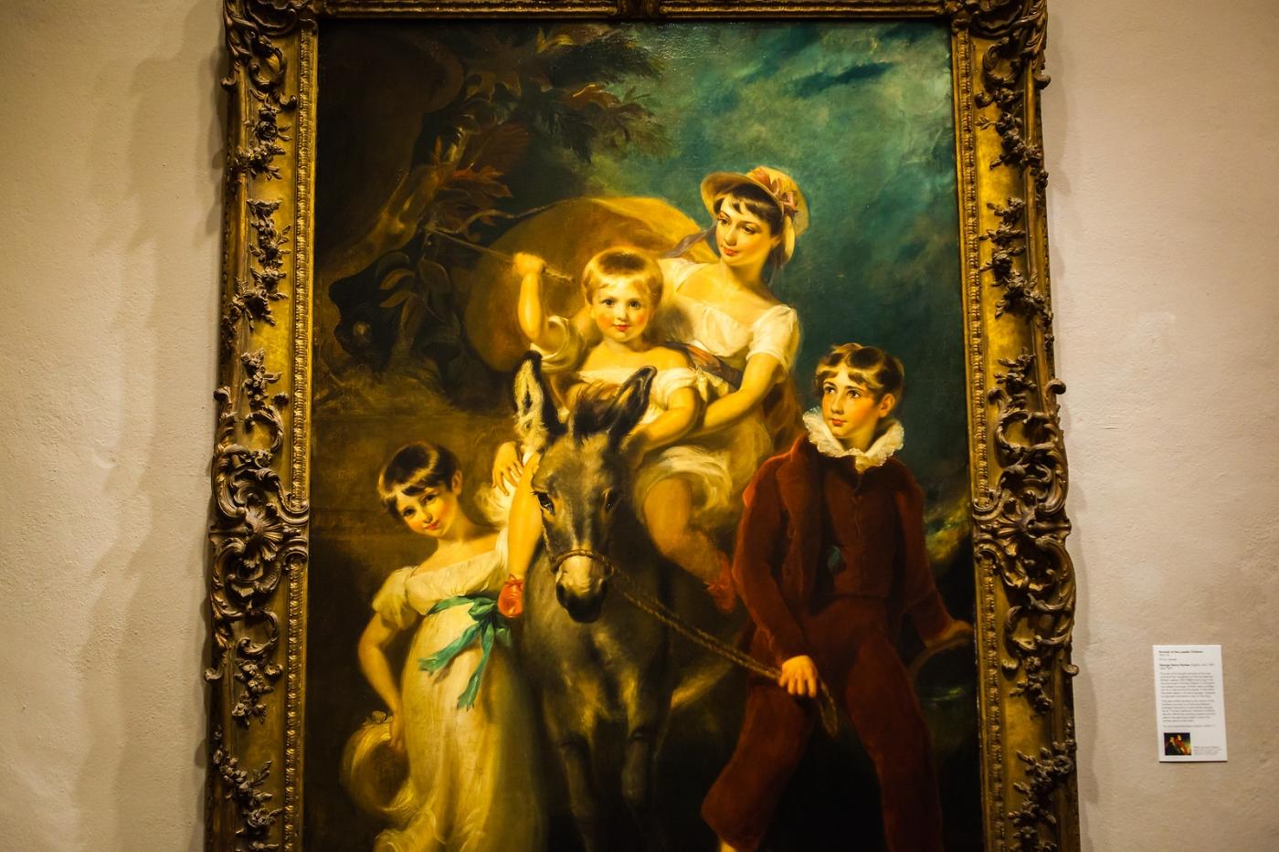 费城艺术馆,那些馆藏稀世油画_图1-2
