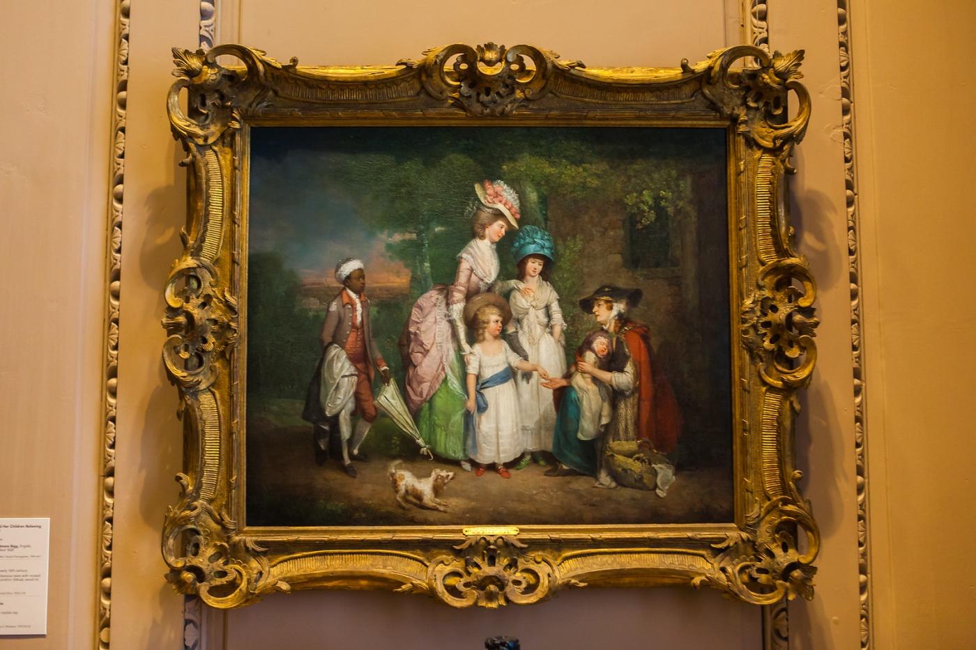 费城艺术馆,那些馆藏稀世油画_图1-12