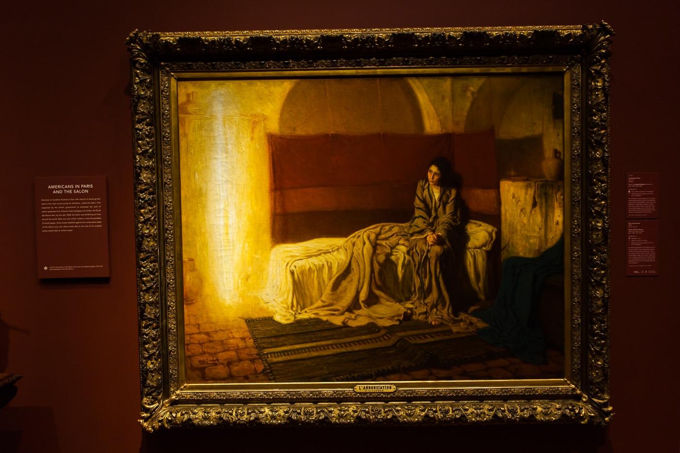 费城艺术馆,那些馆藏稀世油画_图1-13