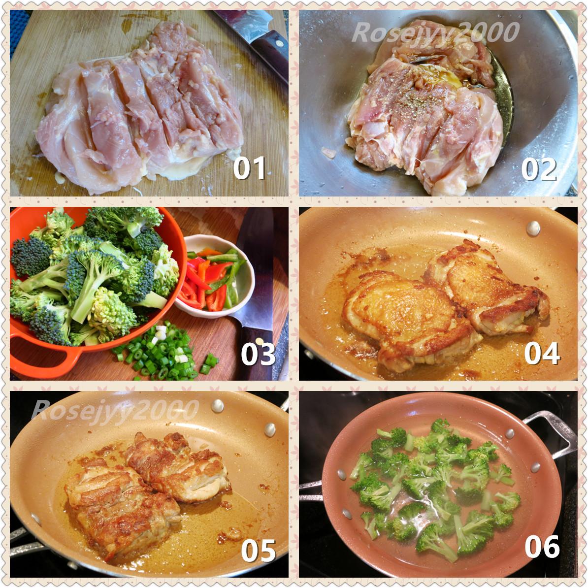 照烧鸡肉盖浇饭_图1-2
