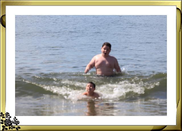 纽约康尼岛海滩夏日风情_图1-5
