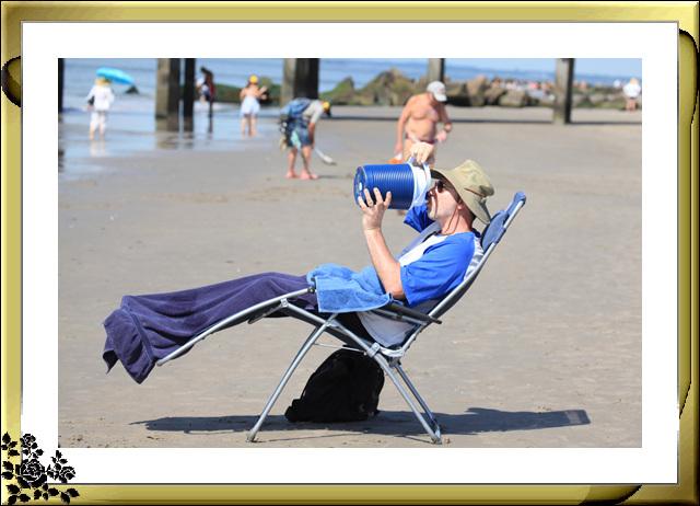 纽约康尼岛海滩夏日风情_图1-7