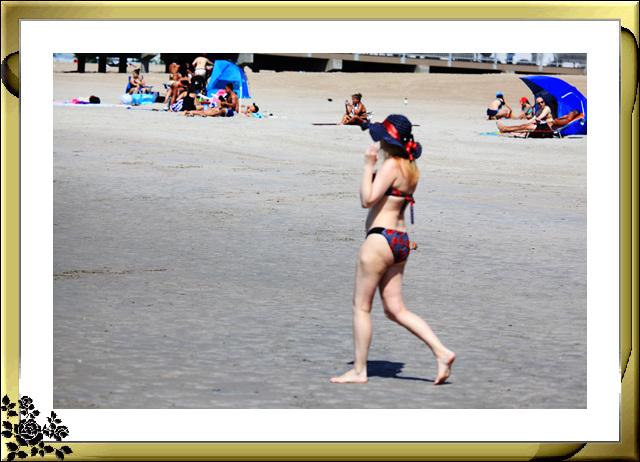 纽约康尼岛海滩夏日风情_图1-9