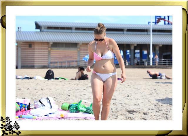 纽约康尼岛海滩夏日风情_图1-16