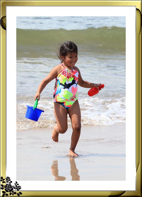 纽约康尼岛海滩夏日风情_图1-17