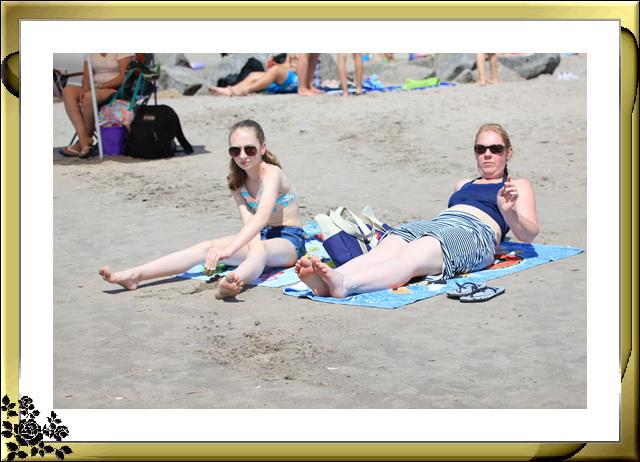 纽约康尼岛海滩夏日风情_图1-20