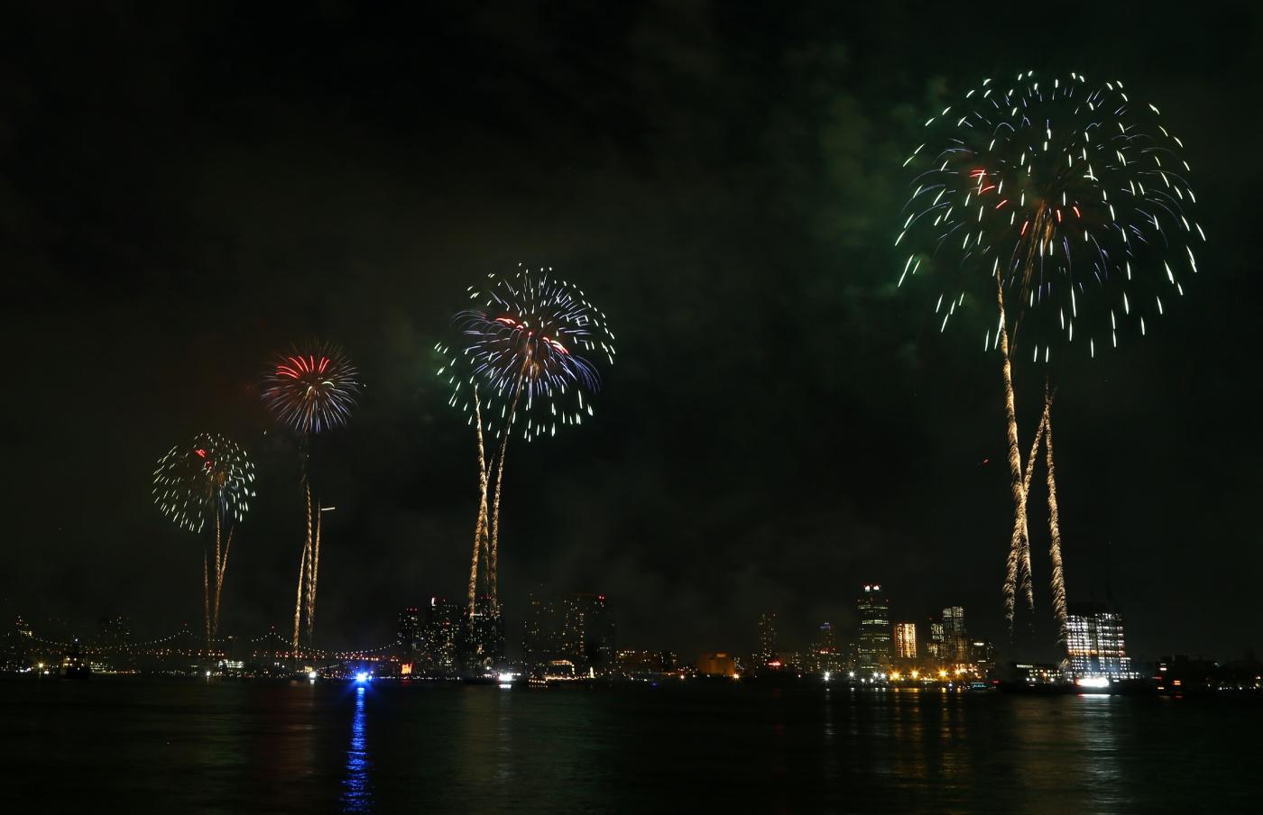 【田螺摄影】记录拍摄2017美国烟火秀_图1-25