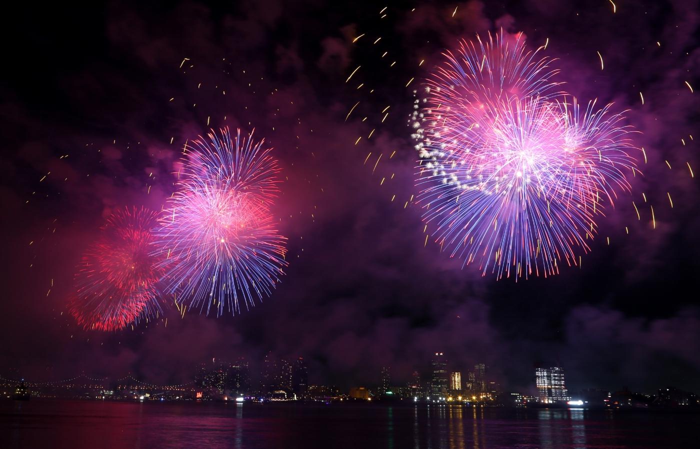 【田螺摄影】记录拍摄2017美国烟火秀_图1-27