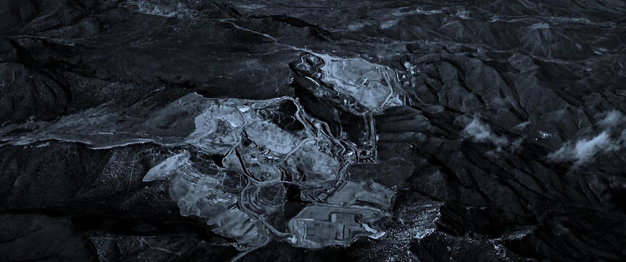 雪山林立,来自高空摄影_图1-6