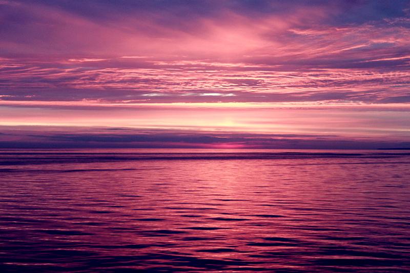 壮丽的夕阳_图1-2